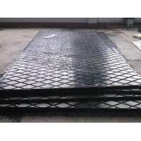 泥泞路面专用聚乙烯防滑纹铺路垫板
