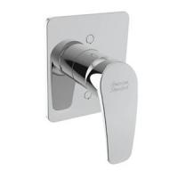 南京水龙头-美标洁具-米兰 入墙式淋浴龙头(凸型把手)