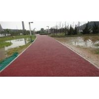 合肥透水地坪、彩色透水艺术地坪—合肥