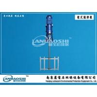 环保设备JBK4kw框式搅拌机不锈钢材质 污水处理厂专用JB