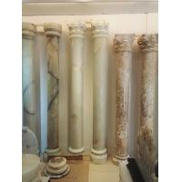 玉石罗马柱子、线条、楼梯扶手