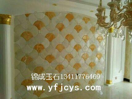 玉石,背景墙 JC_0076  300*300*15MM