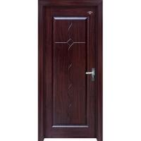 木门-南京木门-南京星星套装门-欧式一框艺雕2#(深胡桃)