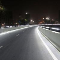 立交桥梁扶手,LED玻璃钢护栏灯