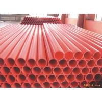 供应重庆pvc电力电缆护套管