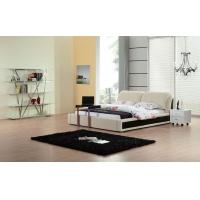 时尚皮艺软床,简约现代婚床,双人皮床,1.8米1.5米皮艺软