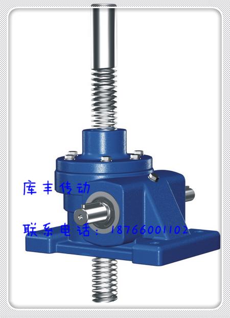 JWM系列蝸輪絲桿升降機/螺旋升降機