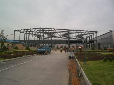 浩程钢结构工程