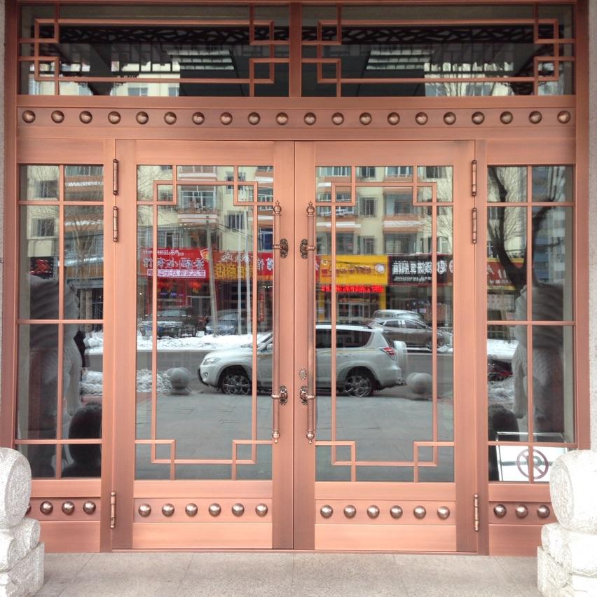 铝塑铝门窗 断桥铝门窗