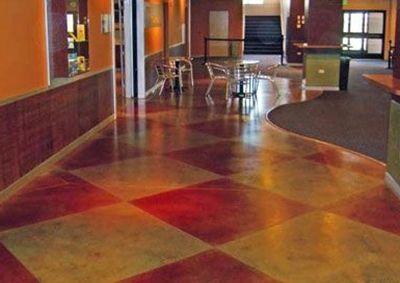 艺术地坪着色剂、酸着色剂、特色装饰地面、复古装饰材料