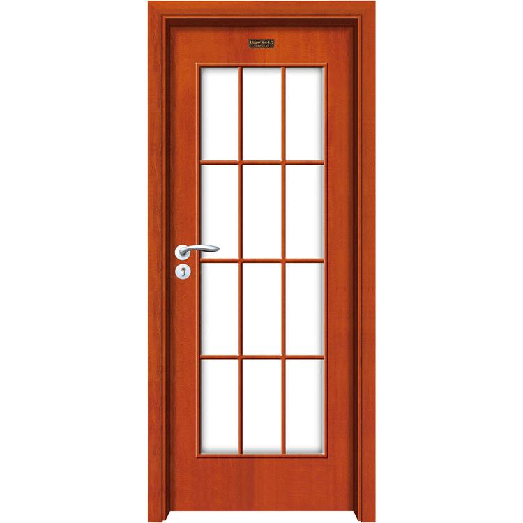 厚朴门业-实木门玻璃系列