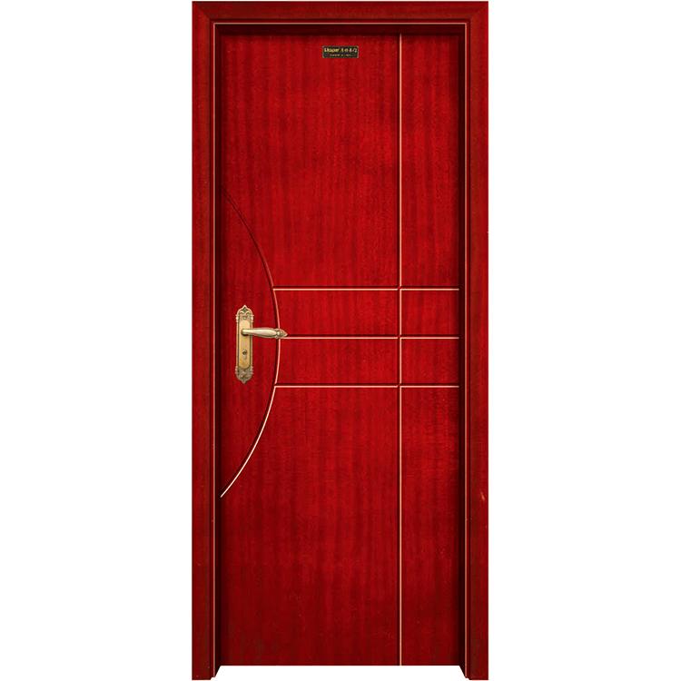 厚朴门业-实木门平板系列