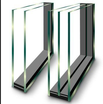 6+12a+6 low-e 雙鋼化中空玻璃圖片
