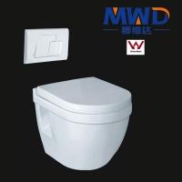 挂墙式马桶 嵌入式马桶 家用坐便器壁 挂式洁具
