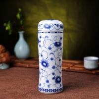 旅游纪念品礼品保温杯订制,陶瓷保温杯加字定做价格