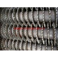 高频焊开齿翅片管|高频焊开齿散热管|高频焊开齿螺旋翅片管