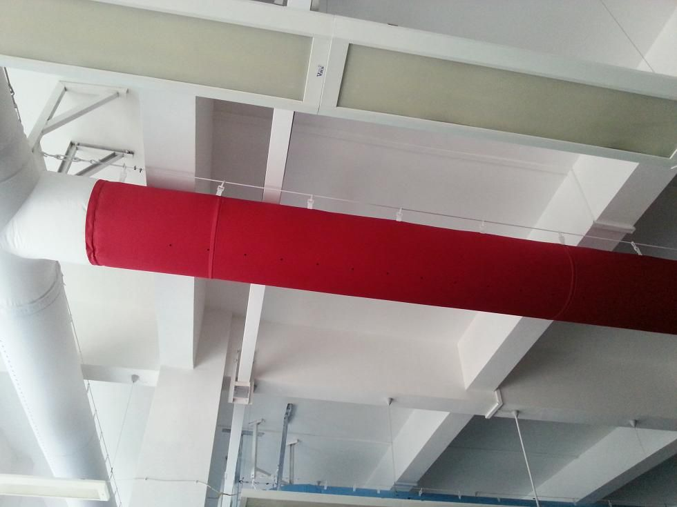 纤维织物风管绝热索斯风管系列