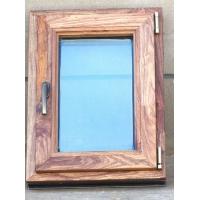 天津原生态铝包木门窗,木本色免油漆铝包木窗
