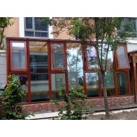 滨海新区(天津)别墅玻璃幕墙,铝合金幕墙