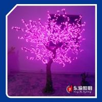 LED仿真樱花树,景观树,花树灯