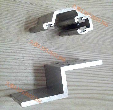 木饰面木饰板用铝合金挂件连接件