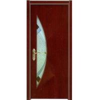 澳乐仕门业-木塑开放漆室内套装门 XO-023B
