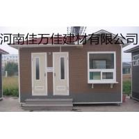 景区环卫设施景观型生态环保公厕装饰板