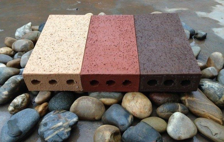 云南昆明烧结砖陶土砖昆明劈开砖广场砖