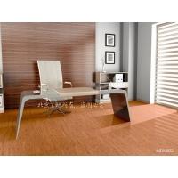 新型地面装饰材料的典范,美地石塑锁扣防静电地板