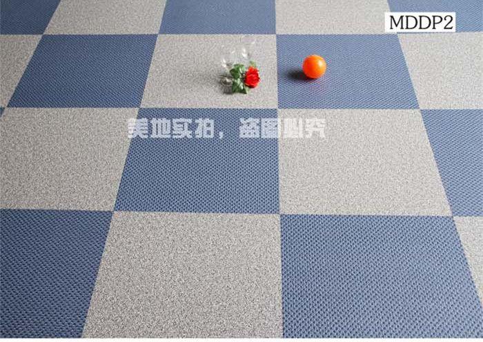 防水地板、生态地板、美地PVC石塑地板耐脏抗菌、防火阻燃