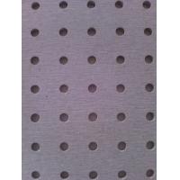 工程项目FC纤维水泥穿孔专用墙板吸音板