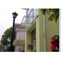 贝特防紫外线欧式雨棚遮阳棚