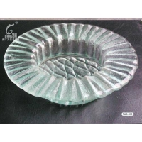 新广龙艺术玻璃餐具系列TAB-001(河北石家庄装饰玻