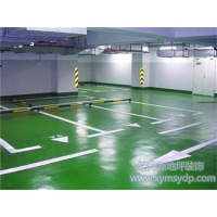 地下停车场地坪漆优质耐磨地坪
