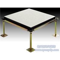 高强度木基架空地板铭升源木基防静电地板