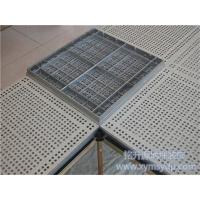 铝合金防静电架空地板专业抗静电