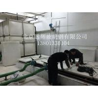玻璃钢水工程进度