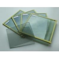 防电磁辐射屏蔽玻璃导电玻璃屏蔽丝网玻璃