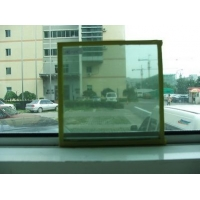 屏蔽丝网夹层玻璃屏蔽机房隔断专用玻璃