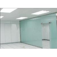 机房实验室防电磁辐射屏蔽隔断防辐射夹层玻璃隔断型号PBG16