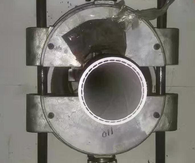 宜万川沟槽HDPE双壁中空超静音排水管