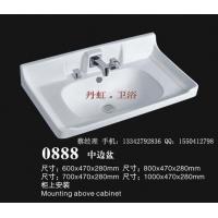 浴室柜柜盆,卫浴柜台面盆,实木柜柜盆,陶瓷柜盆,柜盆