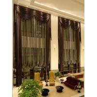 高档窗帘软装饰