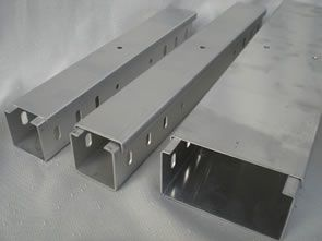 电缆桥架 镀锌线槽 防火桥架 镀彩桥架 金属线槽