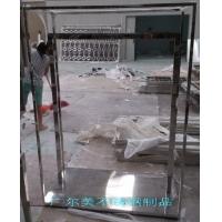 不锈钢展示架-不锈钢镜面展示架