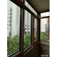 天津90系列铝包木门窗,实木门窗