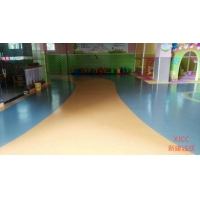 供应普立美926 PVC塑胶地板 卷材地板