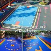 惠州专业型拼装地板-软质米格