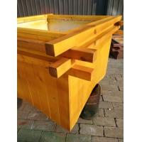 河北木质花箱 围树椅 组合花箱 批发环卫三轮车