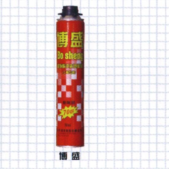 固诺先端博盛聚氨酯泡沫填缝剂陕西西安欧利雅幕墙玻璃胶产品图片,
